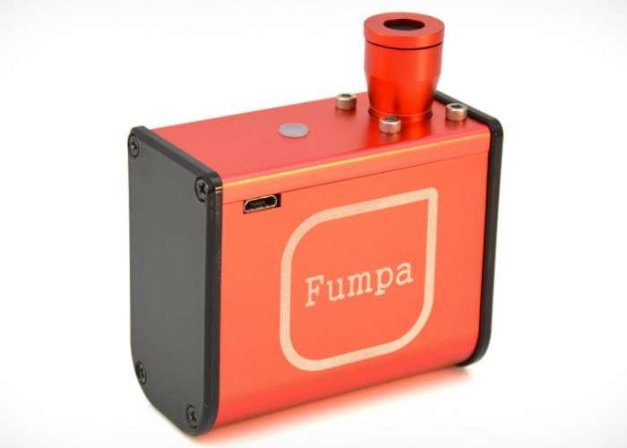 Mini Fumpa Bicycle Tyre Pump