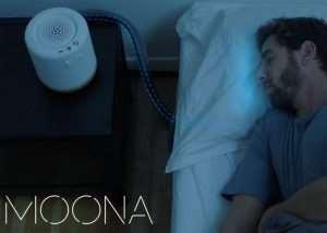 Moona Smart Pillow Regulates Your Pillow Temperature (video)