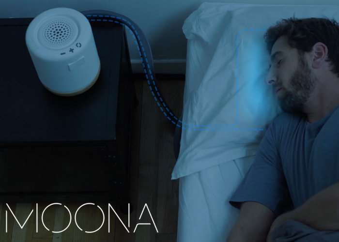 Moona Smart Pillow
