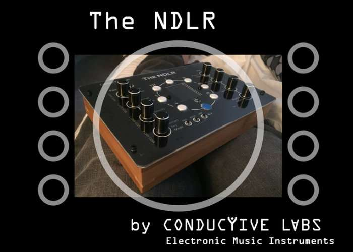 NDLR Multi-Part Polyphonic Arpeggiator