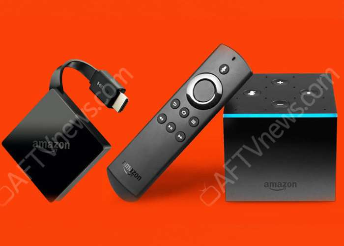 New Amazon Fire TV With Integrated Alexa Leaked
