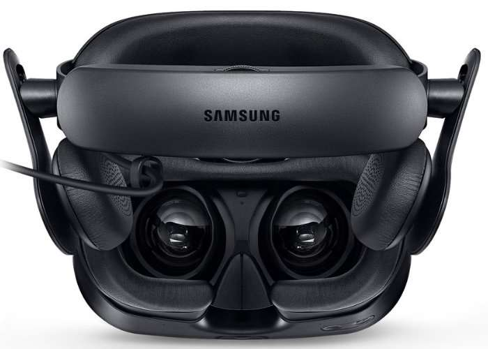 New Samsung Windows 10 VR Headset