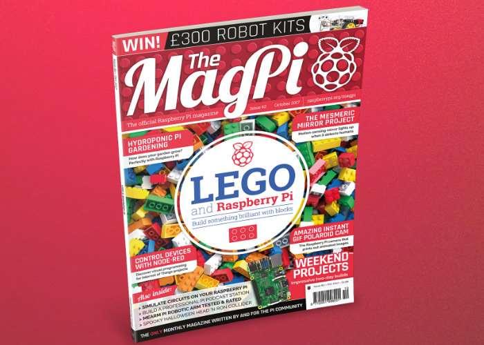 Raspberry Pi Magazine Issue 62