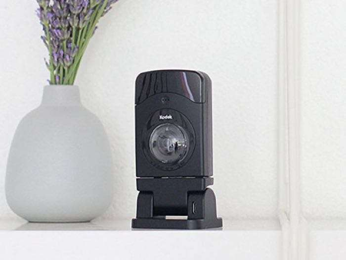 Panoramic HD WiFi Security Camera