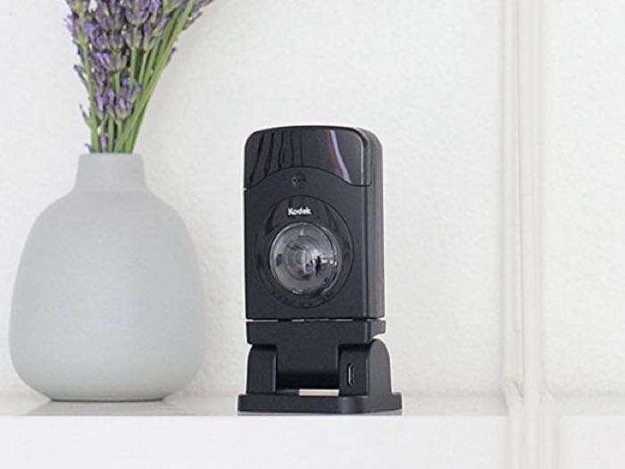 Panoramic HD WiFi Security Camera