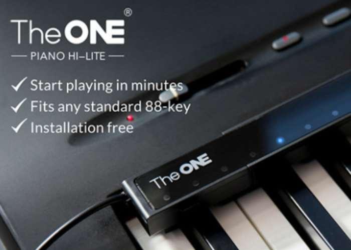 Piano Hi-Lite 88 Key Piano Tutor