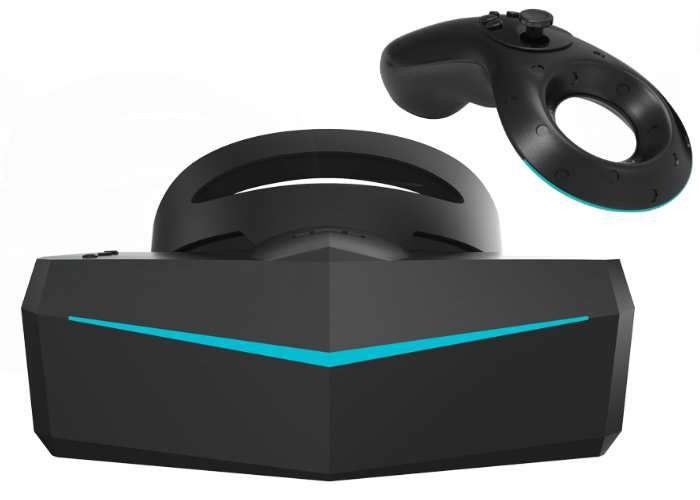 Pimax 8K VR Headset Accessories Teased