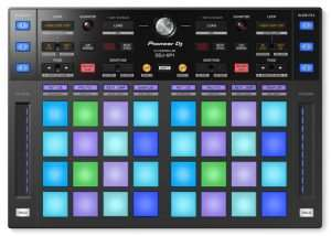 Pioneer DJ DDJ-XP1 Controller With 32 Performance Pads  (video)