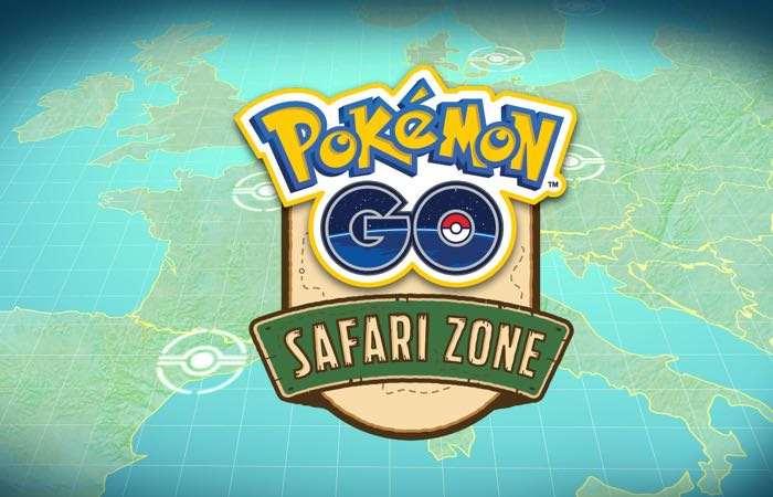 Pokemon GO Safari Zone Events