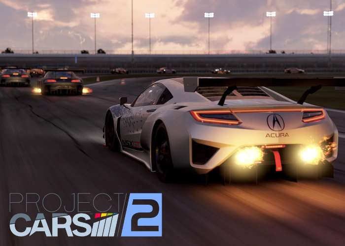Project CARS 2 Is Scheduled For Launch