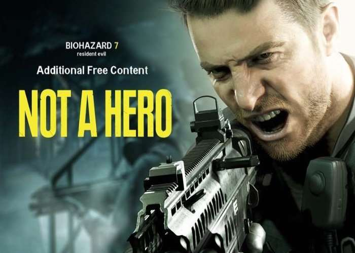 Resident Evil 7 DLC 'Not a Hero' gameplay trailer released