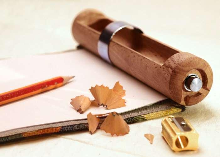 Rollgut Unique Pen & Paper Notebook