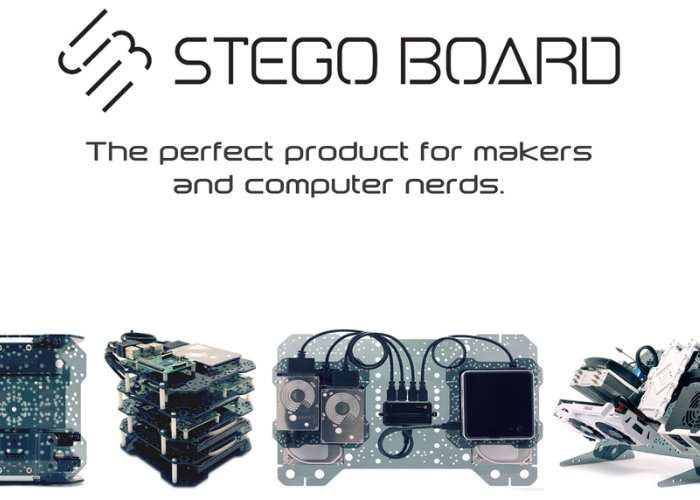 STEGO Component Layout Boards
