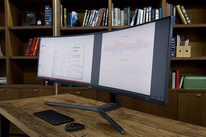 Samsung Chg90 Qled Gaming Monitor Shown Off In New Photos
