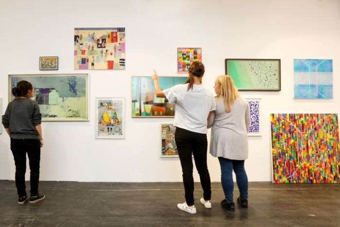 Samsung Frame TV Used At London Design Festival To Show Off Art ...
