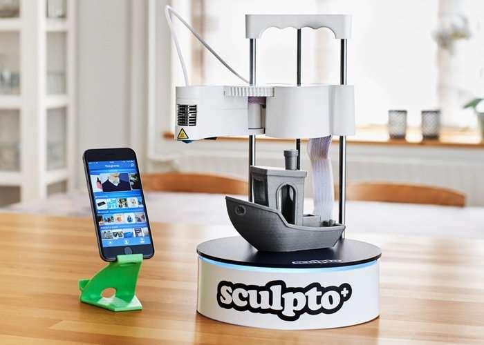 Sculpto+ 3D Printer