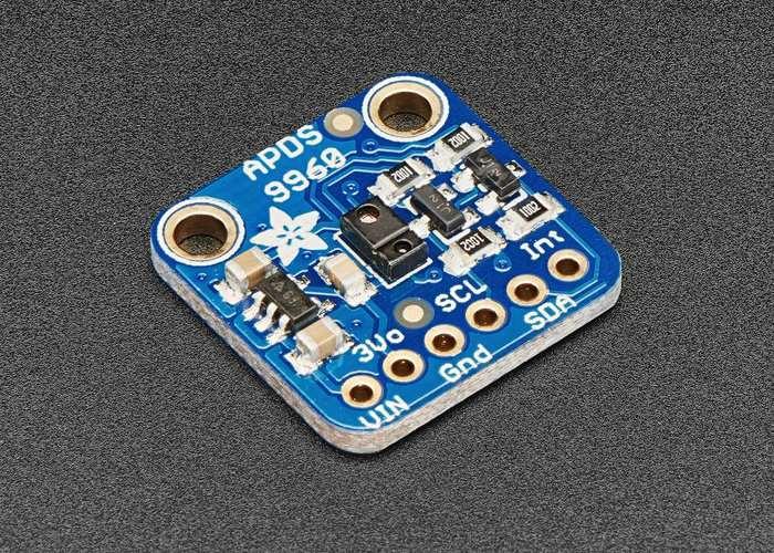 Sensors, Proximity, Light, RGB, And Gesture