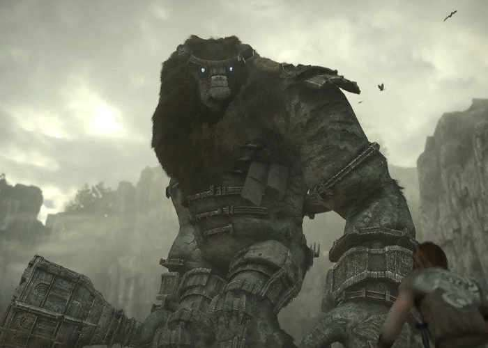 The Shadow of the Colossus PlayStation 4 remake gets its second trailer