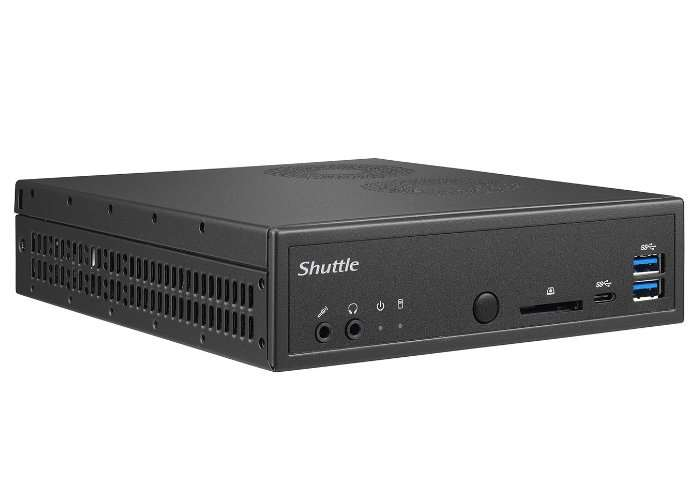 Shuttle DH270 Mini PC