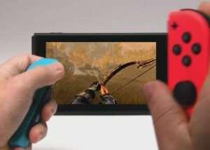 Nintendo Switch Skyrim Release Date November 17th (video)