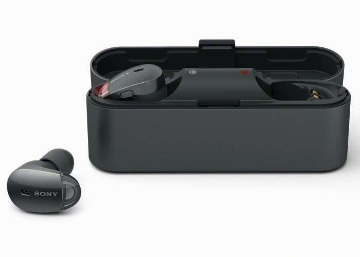 Sony WF-1000X Wireless Headphones