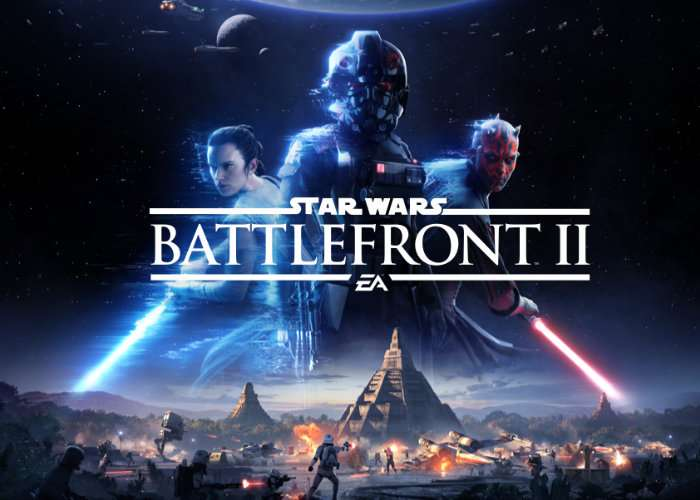 Star Wars Battlefront II Beta Arcade Mode