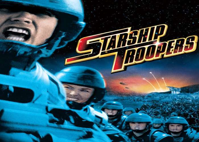 Starship Troopers Trailer 20th Anniversary Edition 4K