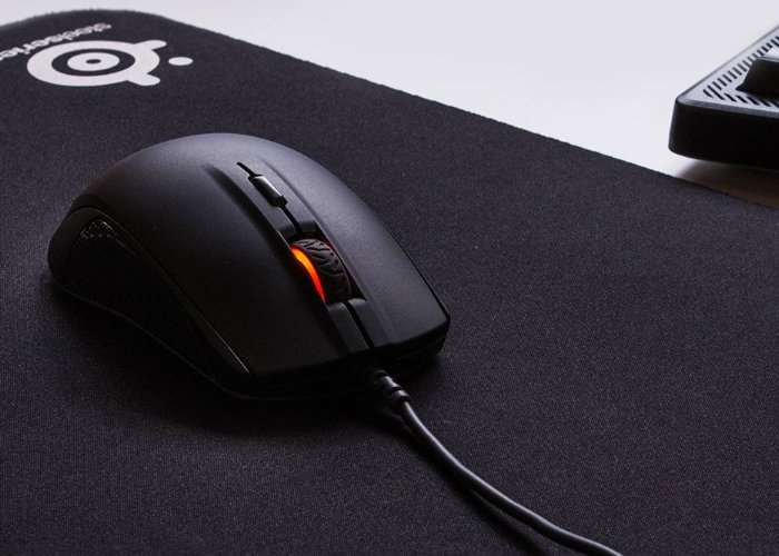SteelSeries' Rival 110 Mouse Gets TrueMove Sensor, Too