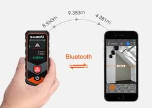 Suaoki P7 Laser Measuring System Calculates Distances Between Two Arbitrary Points (video)