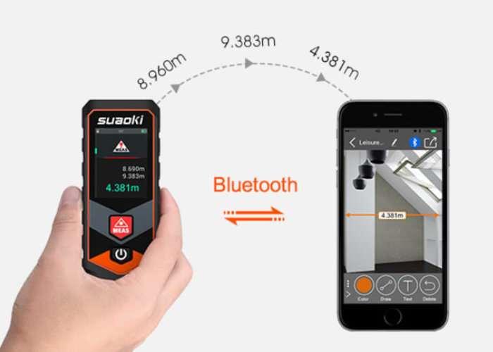Suaoki P7 Laser Measuring System