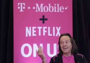 T-Mobile One Family Plan Customers Will Get Free Netflix