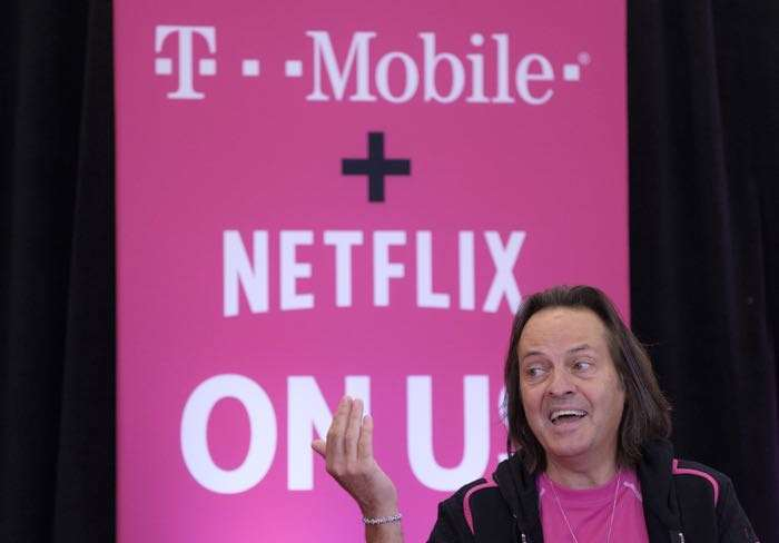 Mobile Family Plans Now Include Free Netflix