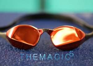 THEMAGIC5 Custom Fitted Swimming Goggles (video)