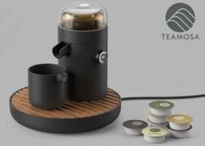 Teamosa Brews Tea Using Ultrasound From $299