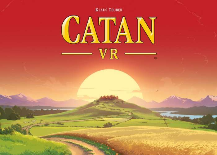 The Settlers of Catan VR