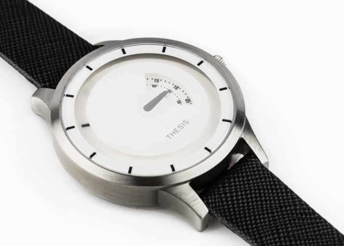 Thesis 2 Minimalist Watch