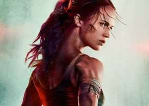 Tomb Raider 2018 Movie Reboot Teaser Trailer (video)