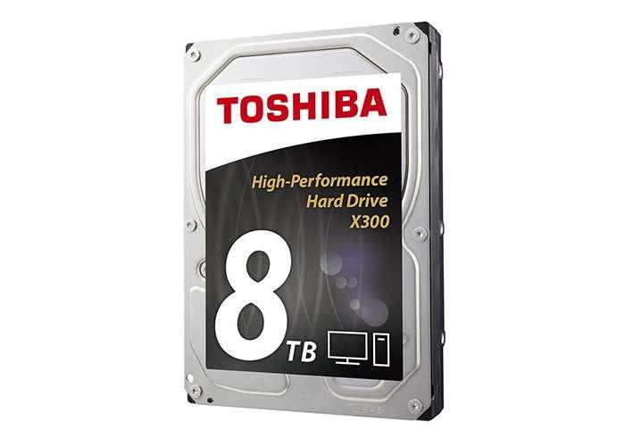 Toshiba 8 TB X300 HDD
