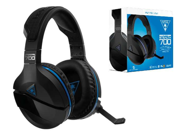 Turtle Beach Stealth 700 Headset Launches For PlayStation 4