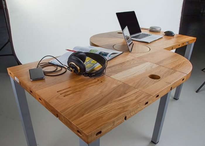 Unique Modulos Modular Desk