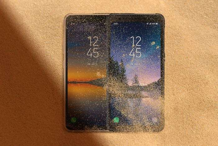 Unlocked Samsung Galaxy S8 Active