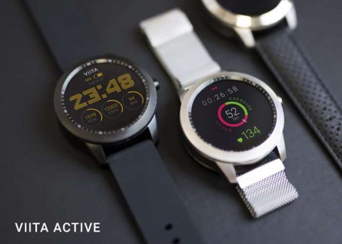 VIITA Hybrid Smartwatch And Fitness Coach
