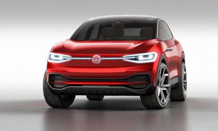 Volkswagen I.D. Crozz EV