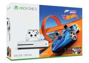 Xbox One S Forza Horizon 3 Hot Wheels Bundle Launches