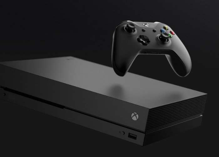 Xbox One X Preorders Open Worldwide
