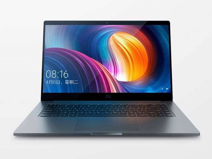 Xiaomi has announced a competitor to the MacBook Pro
