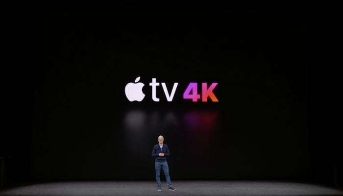 Apple TV gets 4K and HDR
