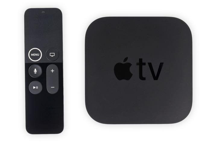 it looks like the apple tv 4k is coming to amazon geeky gadgets. Black Bedroom Furniture Sets. Home Design Ideas