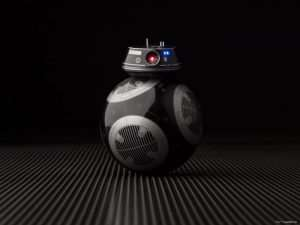 Star Wars The Last Jedi Has A New Droid, BB-9E (Video)