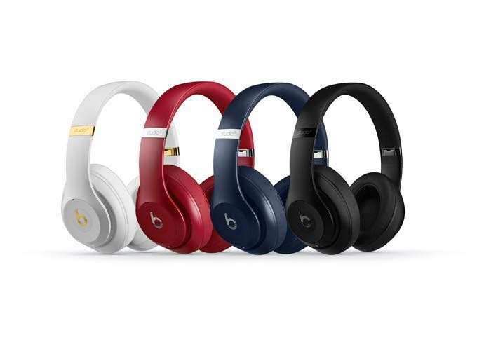 Apple launches Beats Studio3 wireless headphones with Pure Adaptive Noise Cancelling feature